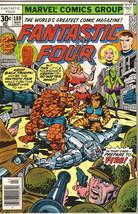 Fantastic Four Comic Book #180 Marvel Comics 1977 VERY FINE- - $9.28