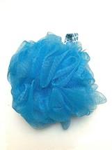 BATH & BODY WORKS SPONGE LUFFA BUBBLE BLUE NEW - $5.69