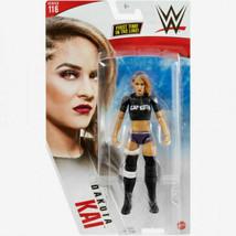 Mattel WWE Basic Series 116 Dakota Kai Action Figure - $12.95