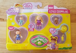 Littl Sprouts Cabbage Patch Kids- 8 Pack - $9.49