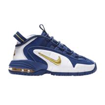 Nike Air Max Penny LE  GS Deep Royal/Amarillo/White Warriors 315519 401 Youth - $97.95