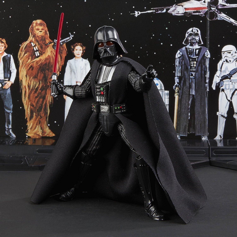 Image 3 of Star Wars Black Series 40th Anniversary Diorama w/Darth Vader 6