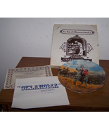 Oklahoma Round Up New Boxed Knowles Collector Plate - $15.00