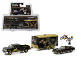 2015 SILVERADO 1980 FIREBIRD SMOKEY & BANDIT 2 1/64 GREENLIGHT 31010 B - $34.95