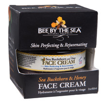 Bee By The Sea Sea Buckthorn & Honey  face cream rejuvenate and perfect ... - $31.67