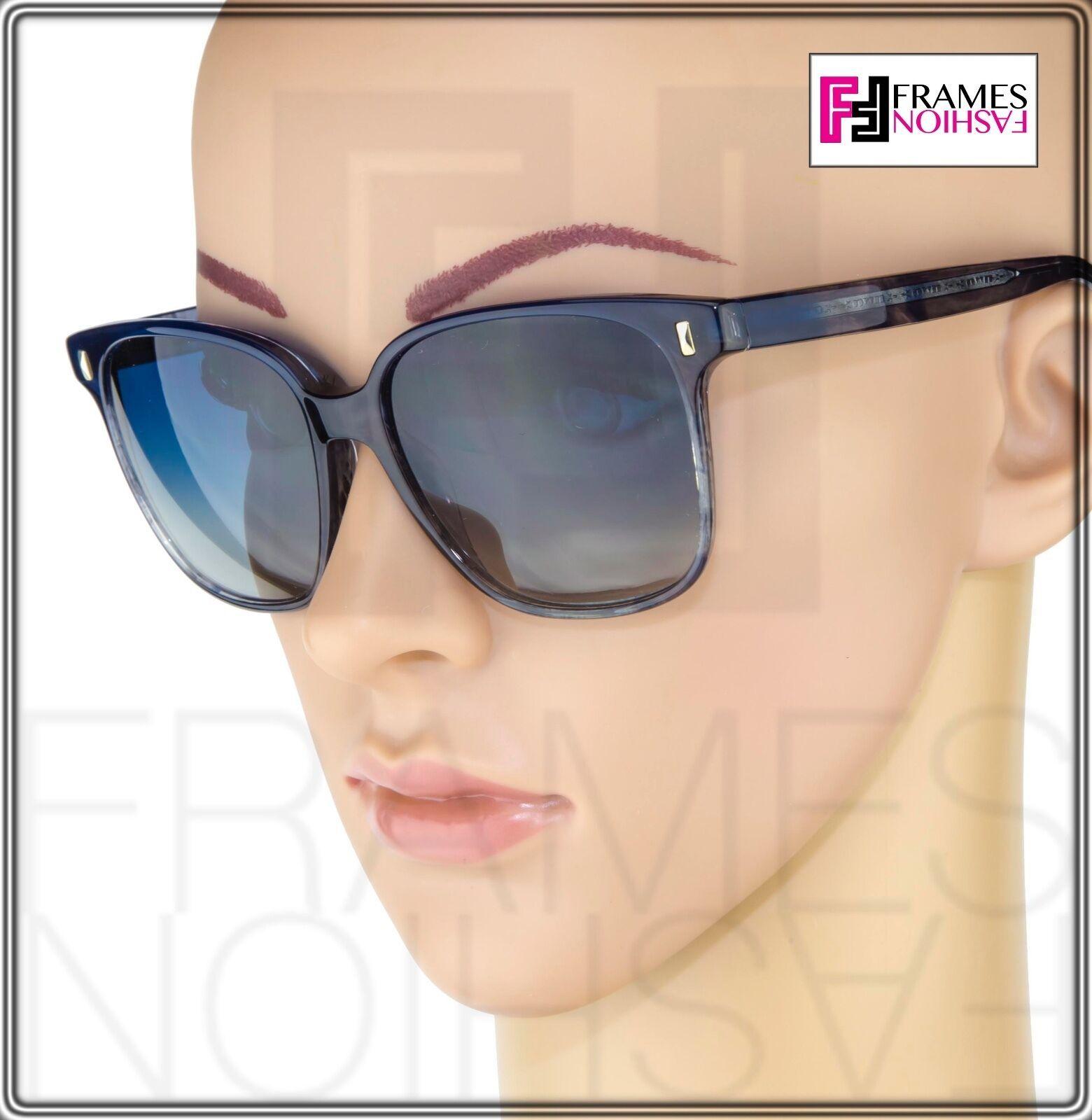OLIVER PEOPLES MARMOT Square OV5266S Faded Sea Pacific Blue Sunglasses 5266 image 2