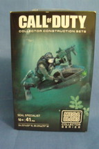 Toys Mega Bloks New Call of Duty Collector Construction Set Seal Special... - $8.95