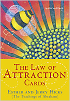The Law of Attraction Cards Hicks New Sealed