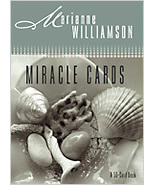Miracle Cards Deck by Marianne Williamson New Sealed - $39.99