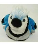 Ganz Webkinz Chubby Bluejay Plush Bird Blue Stuffed Animal Toy No Code N... - $11.30