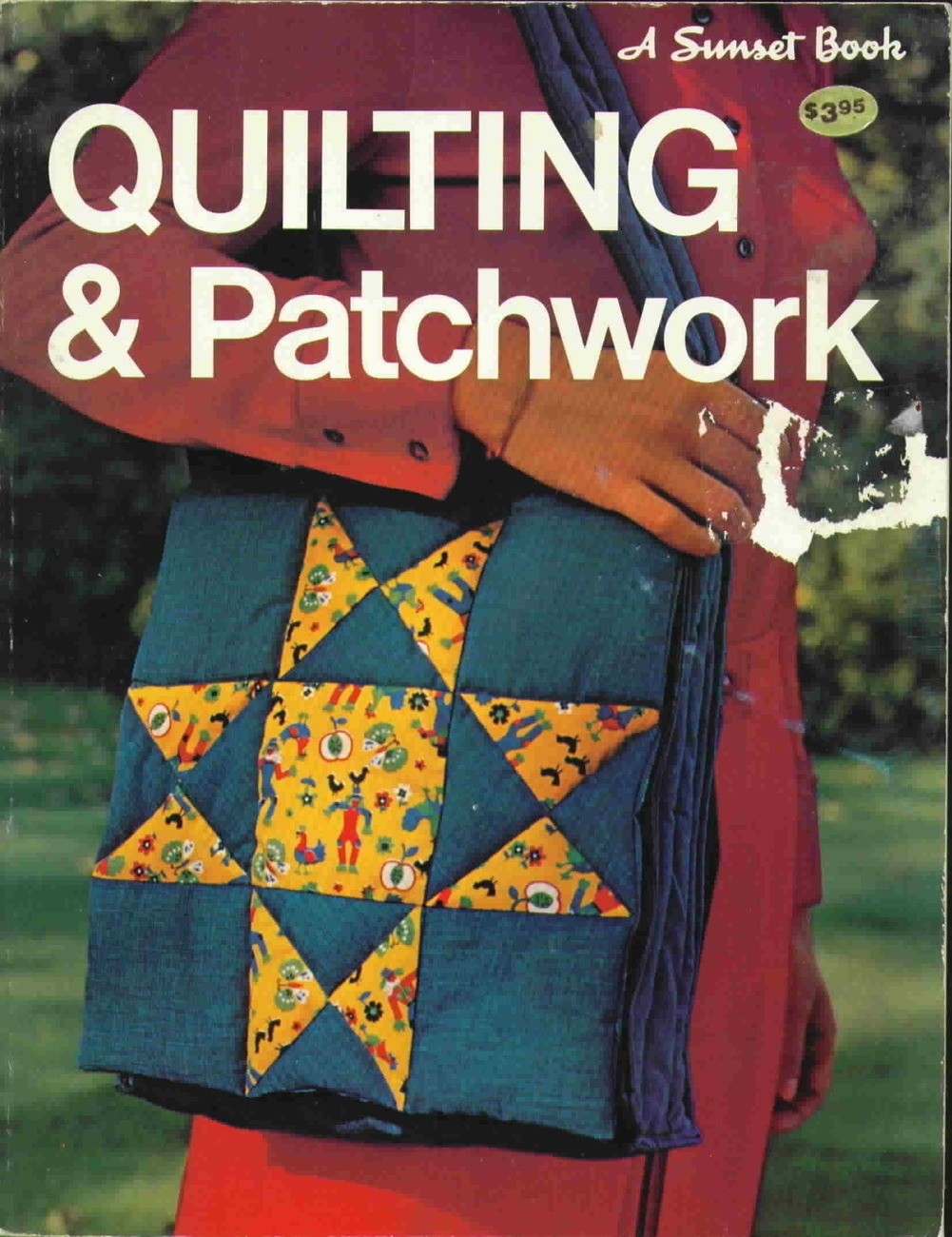 Vintage Quilting and Patchwork A Sunset Book 1973