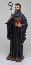 Saint Benedict Orthodox Religion Statue of Divinity Religious Statue Fig... - $29.95
