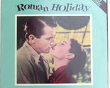 Roman holiday on laserdisc starring gregory peck audrey hepburn thumb155 crop