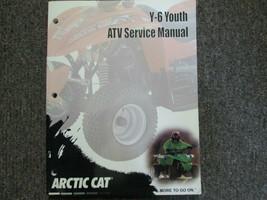 2005 Arctic Cat Snowmobile Y-6 Youth ATV Service Repair Shop Factory - $29.61