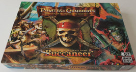 Pirates Of The Caribbean - Battle For Treasure On The High Seas Board Game - $13.14