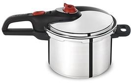 Secure Aluminum Initiatives 12-PSI Pressure Cooker Cookware 6-Quart - Si... - $42.06