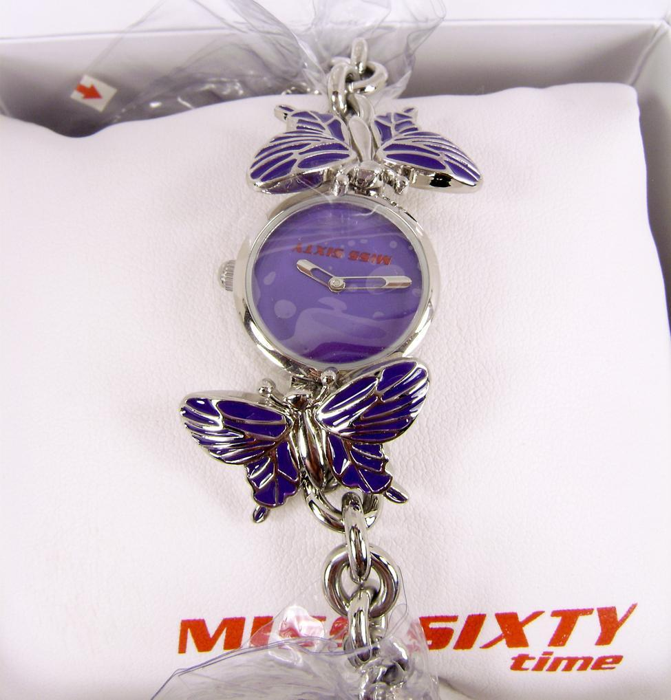 Primary image for Purple  Sixty Butterfly Watch