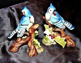 Bird Figurines AA18-1233 Vintage Pair image 3