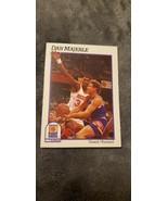 1991-92 HOOPS PHOENIX SUNS BASKETBALL CARD #167 DAN MAJERLE - $5.00