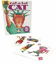 "Gamewright Rat-A-Tat-Cat Multi-colored, 5"" - $8.57"