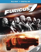 Furious 7 (Blu Ray W/Digital Hd W/Extended Edition)