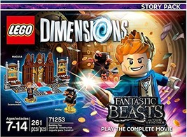Fantastic Beasts Story Pack - LEGO Dimensions - $32.72