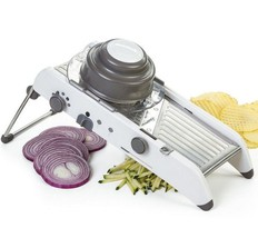 Manual Vegetable Cutter Mandoline Slicer Potato Cutter Carrot Grater Kit... - €43,95 EUR