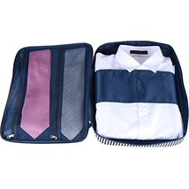 Yafeco Multi-function Shirt Packing Organizer, Travel Tie Luggage Compre... - $24.97