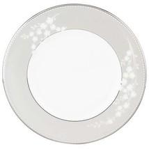 "Lenox Bellina Bone China Platinum Banded 9"" Accent Plate - NEW - $34.99"