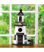30208 SHIPS FREE Songbird Valley Nautical Nest Birdhouse - $19.46
