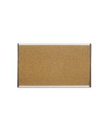 "NEW Quartet Cork Board 30"" x 18"" ARCB3018 Bulletin Board Framed - $36.95"
