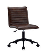 Duhome Office Chair Armless Swivel Computer Desk Chair Task Chair  - $97.89+