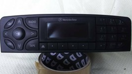 Mercedes-Benz C class C200 genuine audio A2038201486 CM1120 - $287.10