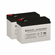 APC RBC130 UPS Battery Set (Replacement) - Batteries By SigmasTek - $37.61