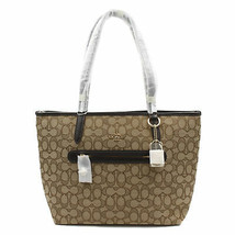 Coach Signature Taylor Women's Brown Tote 37229 LIC7C - $154.49