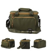 Reel Lure Carrier Storage Bag Men Fishing Canvas Waist Shoulder Bag - $33.59