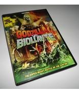 Godzilla vs. Biollante (DVD) Movie/Film Miramax Koji Takahashi,Kunihiko Mitamura - $45.08