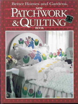 Better homes and gardens new patchwork and quilting thumb200