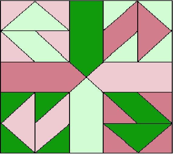 Quilt With Design-A-Knit V.3 HK Graphs MK DAK