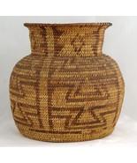 Apache Olla Basket Circa 1900-1930 - $2,800.00