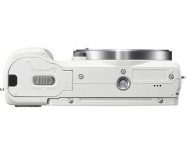 Sony Alpha A5000 White Mirrorless Digital Camera with 16-50mm Lens Kit image 7