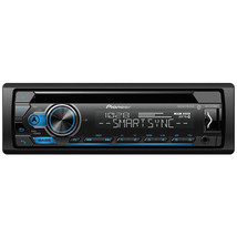Pioneer DEH-S4100BT Car Stereo CD Player Receiver w/ Bluetooth Aux USB - $85.00