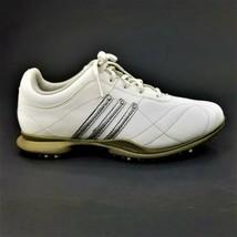 Adidas Women's Signature Natalie 2 816436 White Thintech Golf Shoes Size... - $42.13