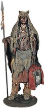 StealStreet SS-G-11356 Native American Warrior Collectible Indian Decora... - $34.68