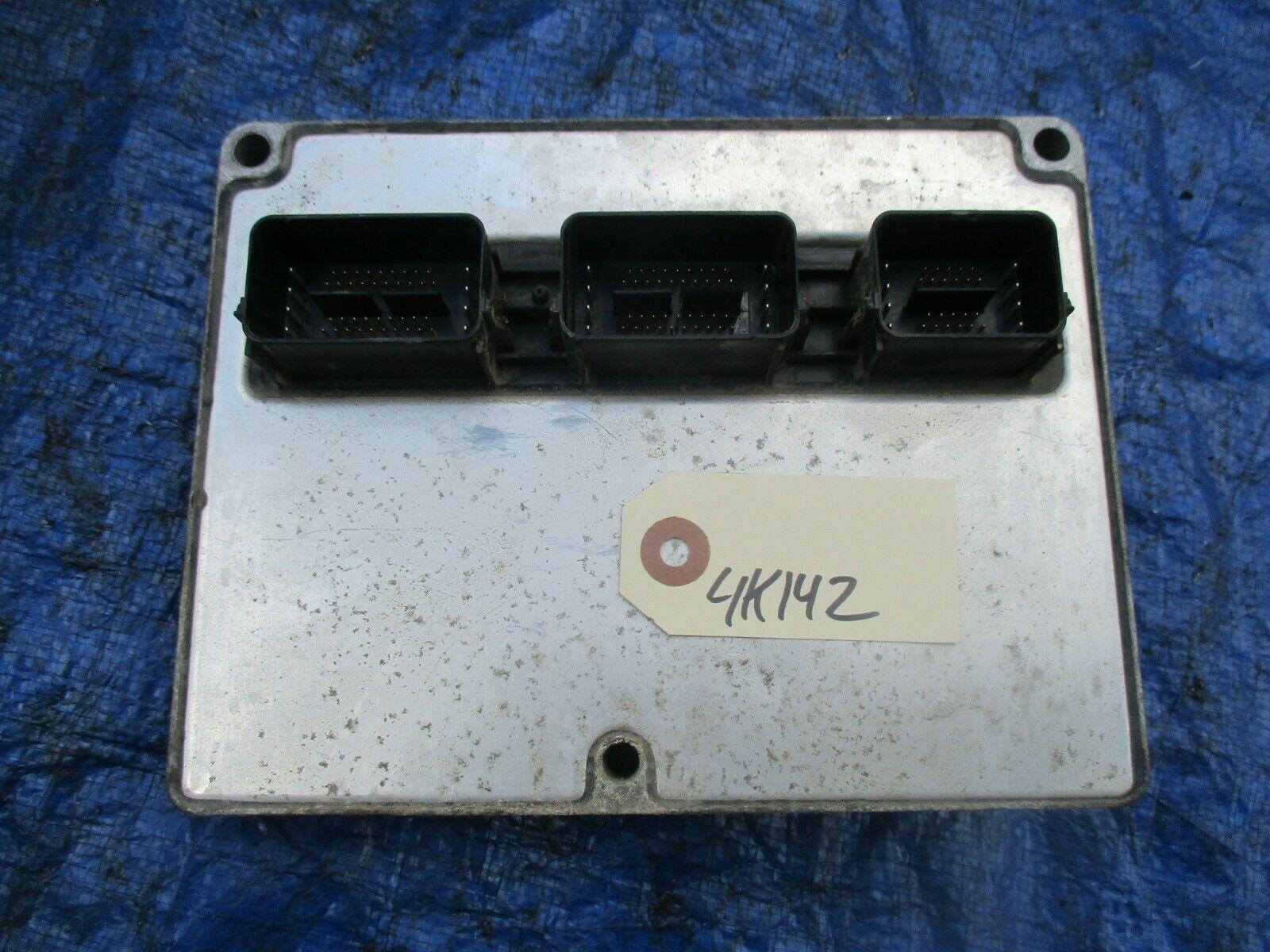2005 Ford F350 diesel 6.0 engine computer ECM DPU-442 5C3A-12A650-KNB PCM122 ECU - $249.99