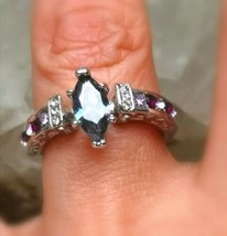 *jinn ring*  witchcraft vessel coven owned PRINCE of VAMPIRES Djinn size 8 - $56.00