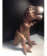 Toys R Us Dinosaur Maidenhead T Rex Large Rubber 18 Inch Action Figure - $24.75