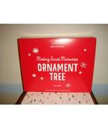 Hallmark 2014 Making Sweet Memories Ornament Tree - $38.99