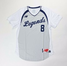 New Balance Legends Softball Prospect Jersey Lightweight Women's M Gray ... - $19.79
