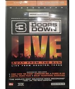 3 Doors Down: Away From The Sun (DualDisc) [DVD] - $51.72